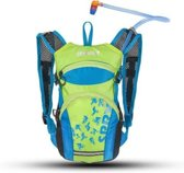 Source Hydration pack Spry 1.5 liter - groen/blauw