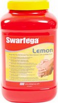 Swarfega handcleaner - lemon geel - 4,5 liter flacon