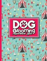 Dog Grooming Appointment Book