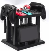 Luxe Multifunctionele Stand Nintendo Switch | Standaard voor Nintendo Switch | Verticale Standaard Voor Controllers, Games en Nintendo Switch
