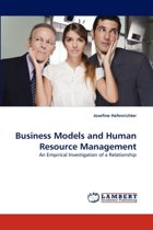 Business Models and Human Resource Management