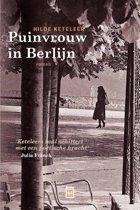 Puinvrouw in Berlijn