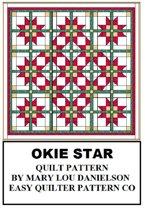 Quilt Pattern: Okie Star