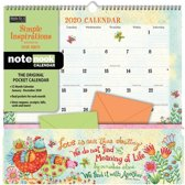 Kalender 2020 Simple inspirations Note Nook (29.8 x 33.7)