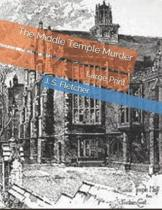 The Middle Temple Murder: Large Print