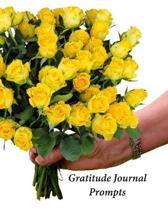 Gratitude Journal Prompts: My Journal of Gratitude