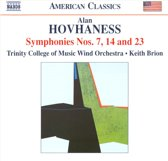 Hovhaness: Symphonies No 7, 14 And 23