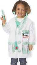 Melissa & Doug - Dokter - verkleedkleding - 3-6 jaar