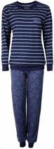 Irresistible Dames Pyjama Blauw Maten: L