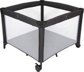 Reisbed/box PARKER zwart