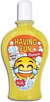 Paperdreams Smiley Shampoo - having fun