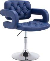 Clp Dublin - Lounger - Kunstleer - Blauw