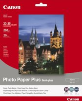 Canon SG-201 - 20x25cm Photo Paper Plus, 20 sheets