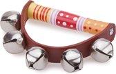 New Classic Toys - Bellenhandvat - Oranje/Rood/Geel