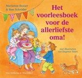Omslag van 'Het voorleesboek voor de allerliefste oma!'