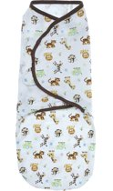 SwaddleMe Inbakerdoek Jungle Large