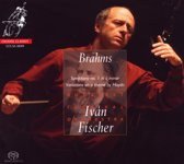 Symfonie No.1/Variations On A Theme