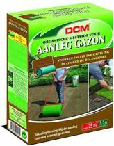 Dcm meststof voor gazonaanleg  3,5kg
