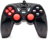 Media-Tech Wired Controller PC - Zwart