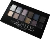 Maybelline The Rock Nudes Palette Multi Satijn oogschaduw