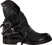 A.S.98 Dames Biker Boots 207235 - Zwart - Maat 37