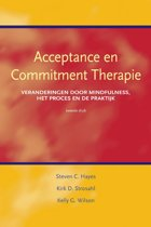 Acceptance en commitment therapie