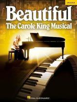 BEAUTIFUL THE CAROLE KING MUSICAL SELECTIONS UKULELE BOOK