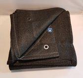 Bouwhek Net - voor Bouwwerfhekken - Zwart – Per 4 stuk