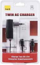 Twin Charger Ac Power Adapter Nds