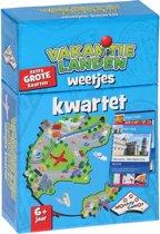 Vakantie Landen Weetjes Kwartet - Kaartspel