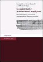 Monumentum Et Instrumentum Inscriptum