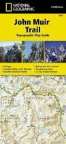 John Muir Trail (topographic Map Guide)