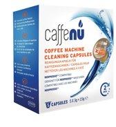 Caffenu reinigingscapsules voor Koffiecupmachines 5 capsules per verpakking