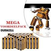 Industrial Duracell 50 X AA batterijen - Mega voordeelpak