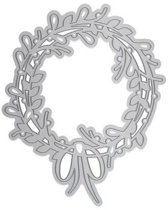 Tonic Studios Mal - Rococo fern garland 1382E