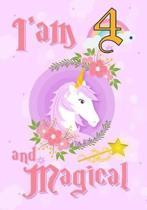 I'am 4 and Magical