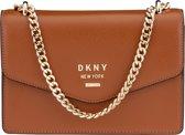 DKNY Whitney Dames Schoudertas - Caramel