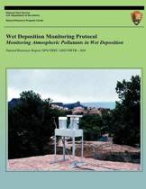 Wet Deposition Monitoring Protocol