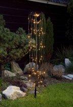 Treurwilg 120 lampjes warm wit Led Outdoor