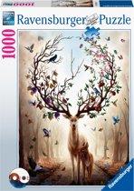 Ravensburger puzzel Fantasydeer - legpuzzel - 1000 stukjes