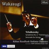Symphony No.6/Serenade For Strings