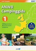 CAMPINGGIDS EUROPA 1 2007 (+GRATIS CD-ROM)