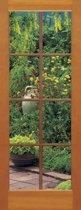 Terrasdeur  - Poster 97 x 220 cm