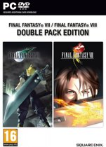 Final Fantasy VII & VIII (Double Pack Edition) /PC