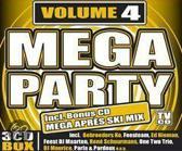 Various - Mega Party Volume 4