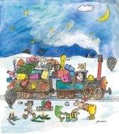 Janoschs Adventskalender ''Weihnachtsexpress''