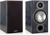 Monitor Audio Bronze 2 - Boekenplank Speakers - Zwart