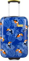 BHPPY Handbagagekoffer 55 cm I can Toucan