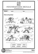 Nelson English - Foundation Skills Workbook B (x8)
