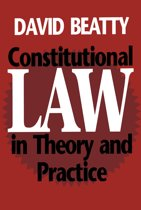 Constitutional Law in Theory and Practice